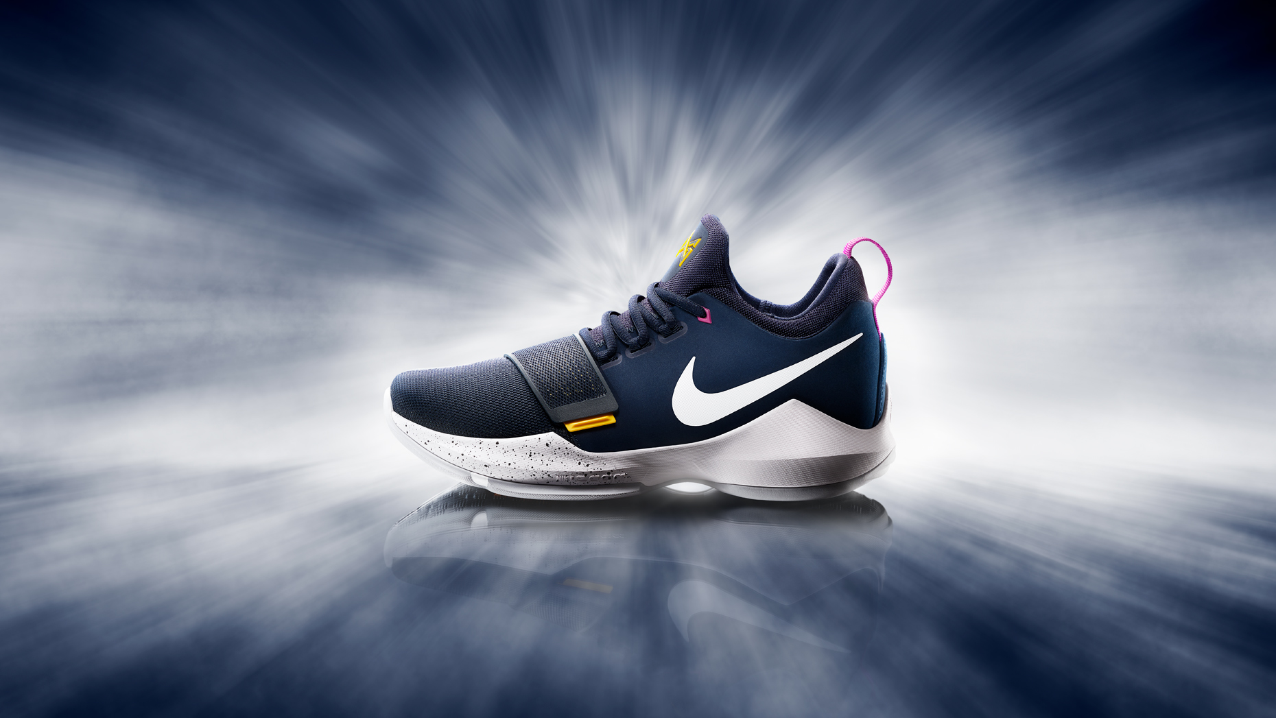 Nike Footwear Image Effects, Retouching and Environment Creation