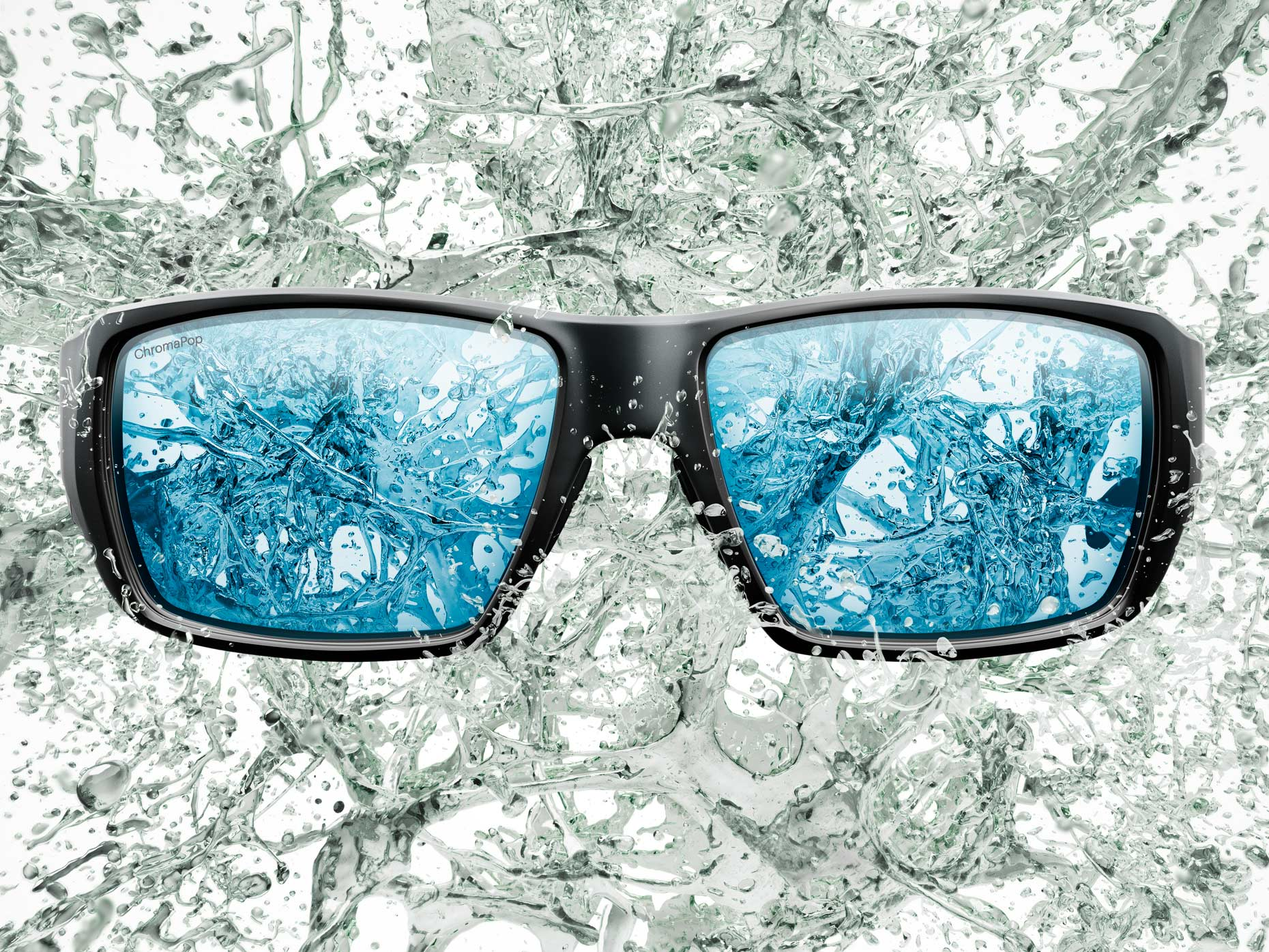 Smith Optics Image Composite, Effects and Retouching